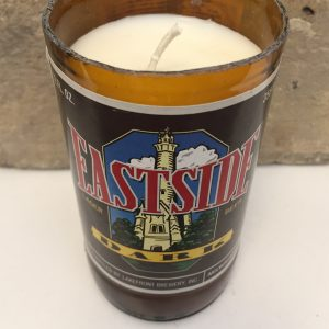 Eastside Dark Lakefront Brewery Beer Candle