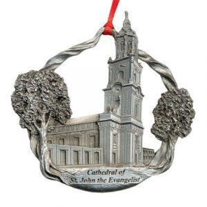 2003 – St. John the Evangelist Ornament