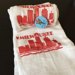 Milwaukee Tea Towel
