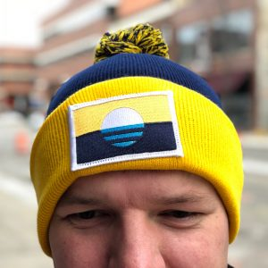 Milwaukee Flag Stocking Cap Hat