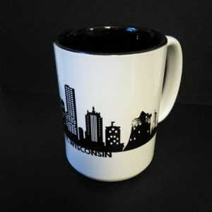 Milwaukee Skyline Mug
