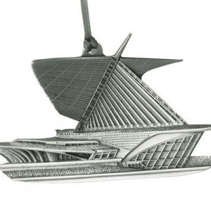 2002 – Milwaukee Art Museum Ornament