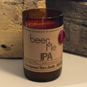 Beer Me IPA Candle