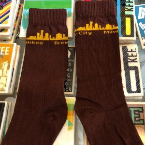 Brew City Milwaukee Socks