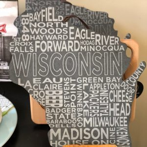 Wisconsin Slate Cutting Board