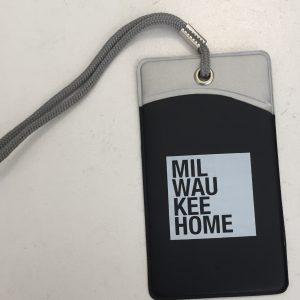 Milwaukee Home Luggage Tag