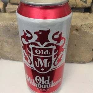 Old Milwaukee Tall Boy Beer Candle