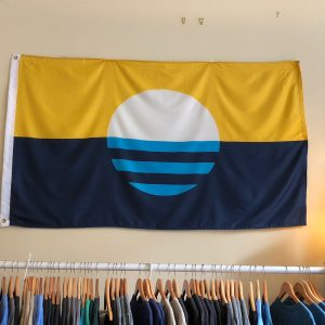 Variation #1827 of Milwaukee Flag
