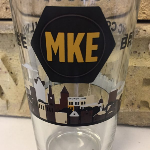 Milwaukee Brewing Company Pint Glass (Sydney HIH)