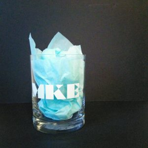 Variation #108 of MKE Rocks Glass