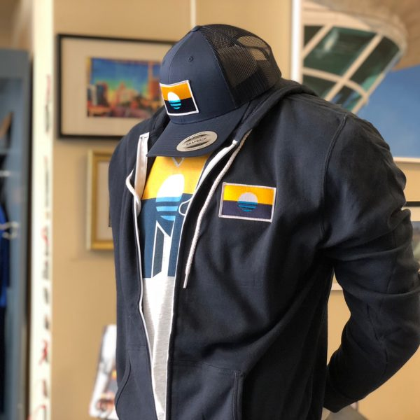 People's Flag of Milwaukee Zip Up Hoodie