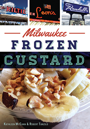 Milwaukee Frozen Custard Paperback Book