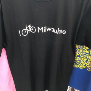 I Bike Milwaukee T-Shirt