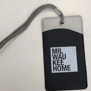 Milwaukee Home Luggage Tag