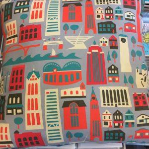 My Fair Milwaukee Pillow