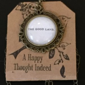 The Good Land Necklace