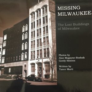 Missing Milwaukee Book