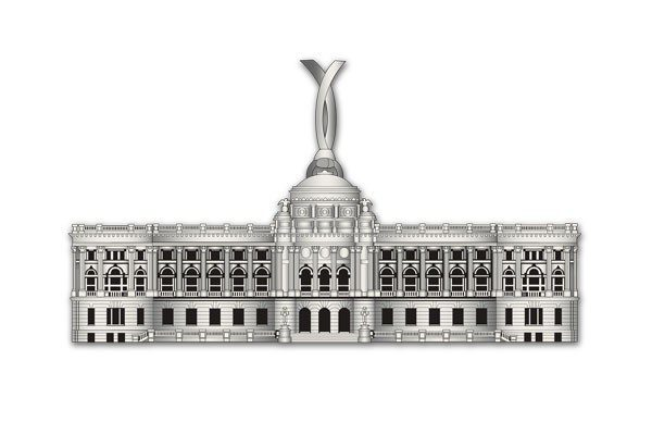 2006 – Central Library Ornament