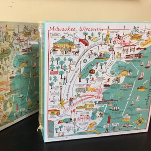 Milwaukee Jigshaw Puzzle