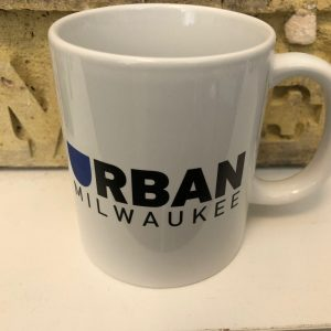 Urban Milwaukee Coffee Mug