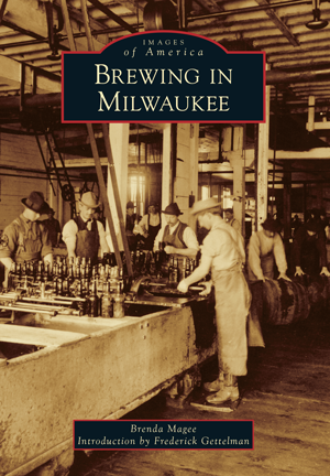 Brewing in Milwaukee Book