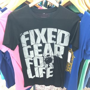 Fixed Gear for Life T-Shirt