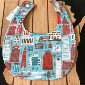 Milwaukee Buildings Bib
