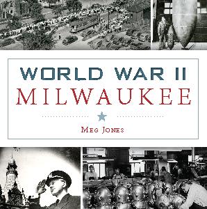 World War II Milwaukee Paperback Book