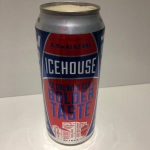 Icehouse Tall Boy Candle