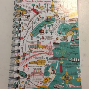HANmade Milwaukee Notebook