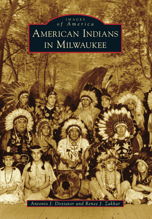 American Indians in Milwaukee Paperback Book