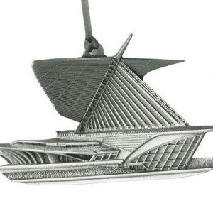 2002 – Milwaukee Art Museum Ornament