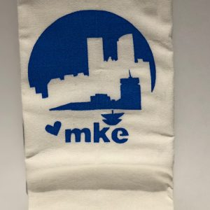Milwaukee (MKE) Love Tea Towel