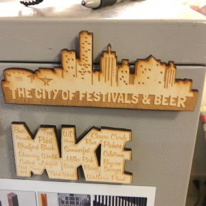 City Of Festivals and Beer Magnet