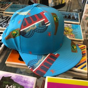 Milwaukee Landmarks Baseball Hat