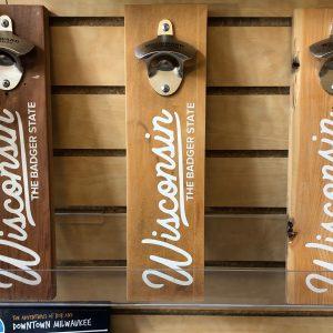 Wisconsin Bottle Opener