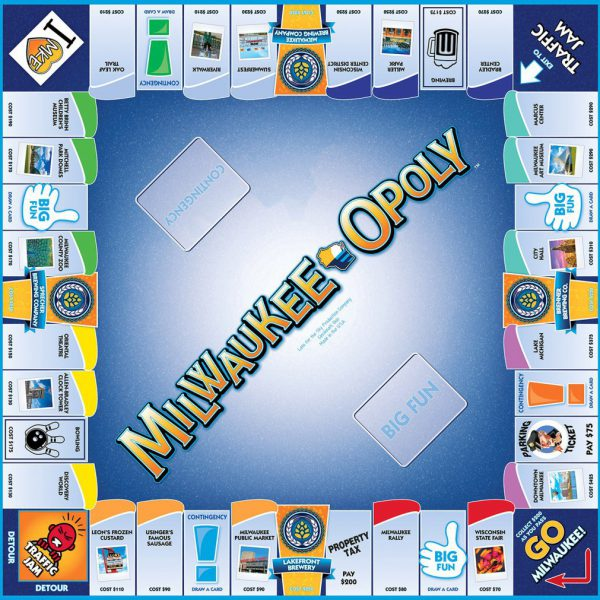Milwaukee-opoly