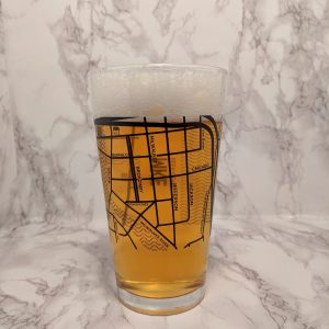 Third Ward Pint Glass