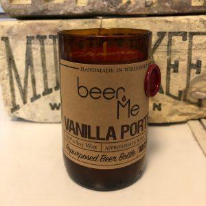 Beer Me Vanilla Porter Candle