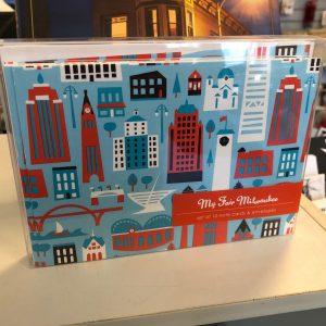 Milwaukee Blank Notecard Set (10)