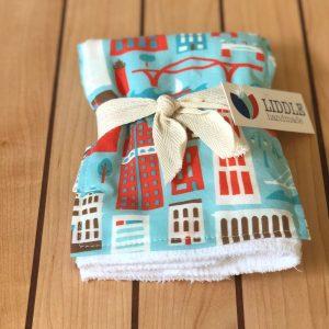 Milwaukee Baby Burp Cloth