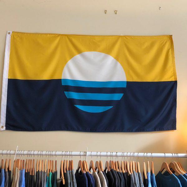 Variation #1827 of People's Flag of Milwaukee