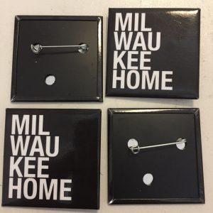 Milwaukee Home Pin