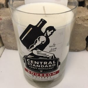 Central Standard Bourbon Whiskey Candle