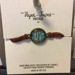 Milwaukee Map Bracelet