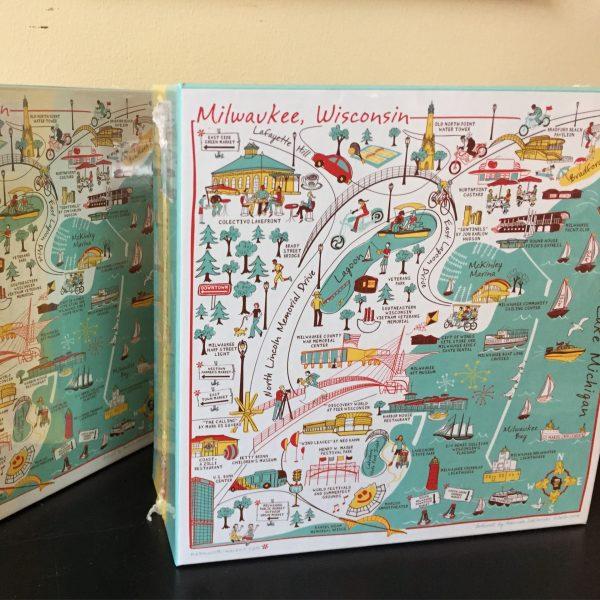 Milwaukee Jigsaw Puzzle