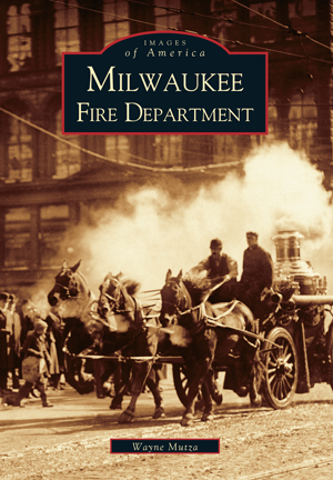 Milwaukee Fire Department Paperback Book