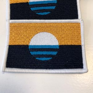 People's Flag of Milwaukee Patch