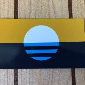 People's Flag of Milwaukee Magnet