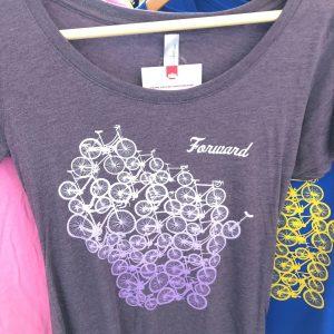 Forward Wisconsin T-Shirt – Purple